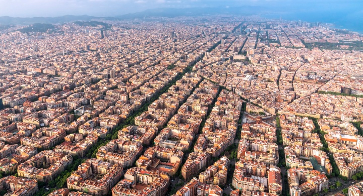 Photo of Example in Barcelona, home city of Inprocess' main office in Spain. From where it operates for the whole world