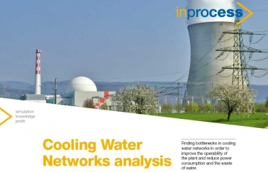 Cooling Water Networks analysis