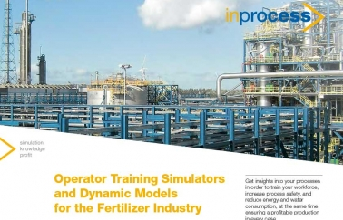 Operator Training Simulators and Dynamic Models for the Fertilizer Industry