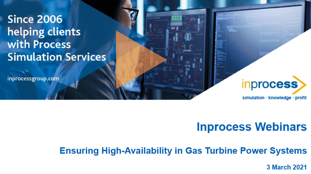 Ensuring High-Availability in Gas Turbine Power Systems