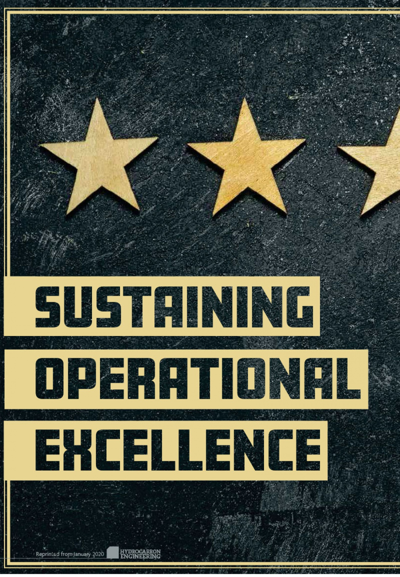Inprocess Sustaining Operational Excellence