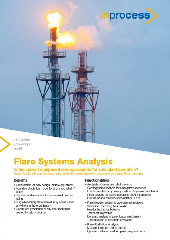Flare Systems Analysis