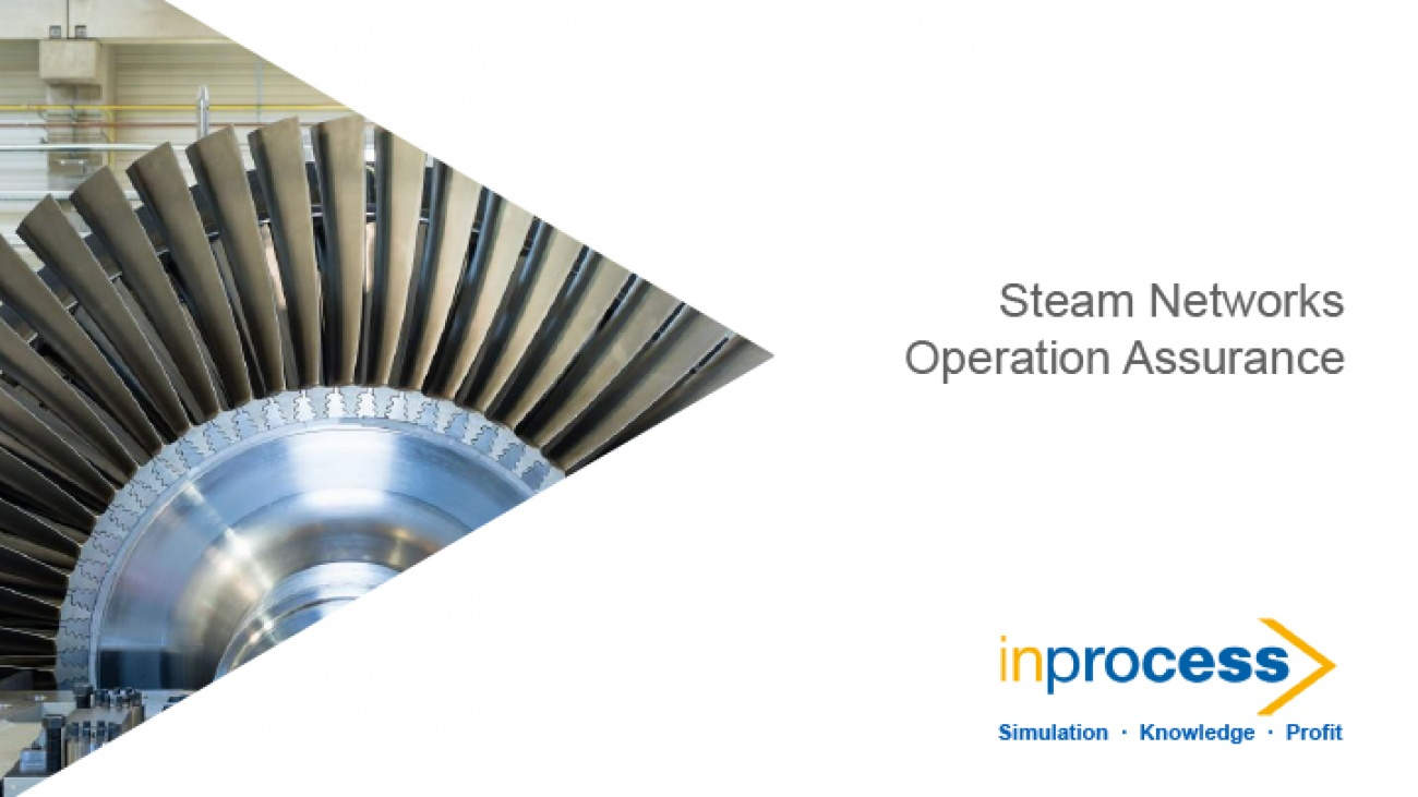 Steam Network Operation Assurance